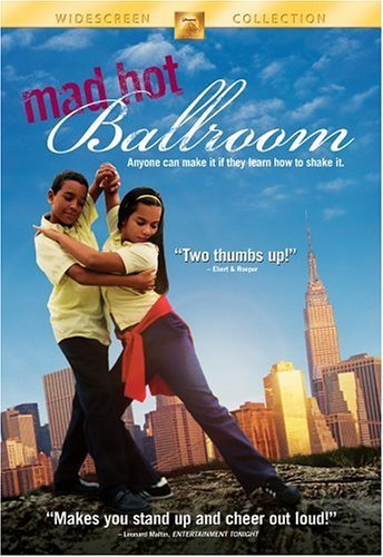 Mad Hot Ballroom DVD cover