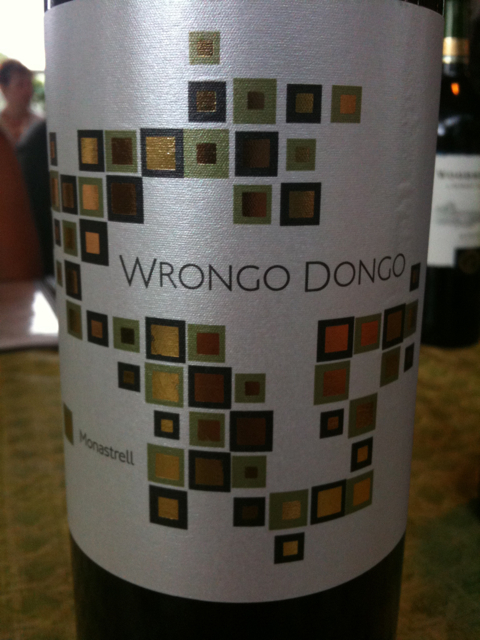 I rarely choose wines by label alone, but...