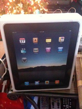 iPad 16GB Wi-Fi + 3G