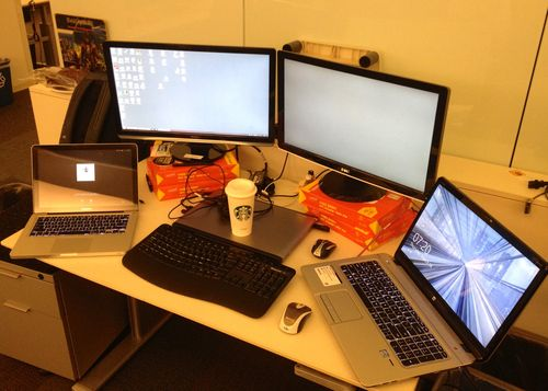 Technology clutter