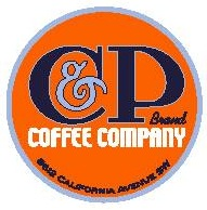 C & P Coffee Co. logo