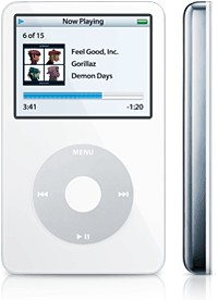 iPod, fifth generation