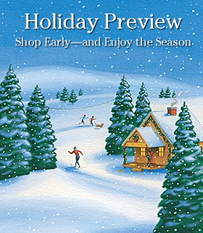 L.L.Bean Holiday Preview (!)