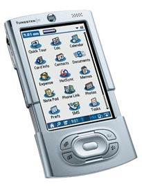 Palm Tungsten T3 handheld