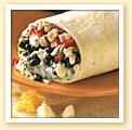 Qdoba's Queso Burrito