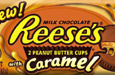 Reese's Peanut Butter Cups with Caramel
