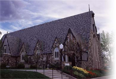 St. Paul's Episcopal Church, Salt Lake City