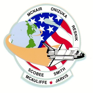 Challenger STS 51-L mission patch