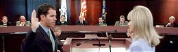 Alan Dayton is sworn in as acting county mayor