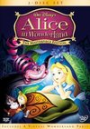 'Alice in Wonderland' DVD cover