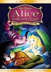 'Alice in Wonderland' DVD cover