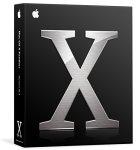 Mac OS X 10.4 box