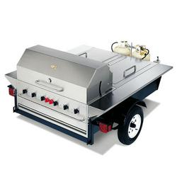 Tailgate 48-inch Mobile CharBroiler